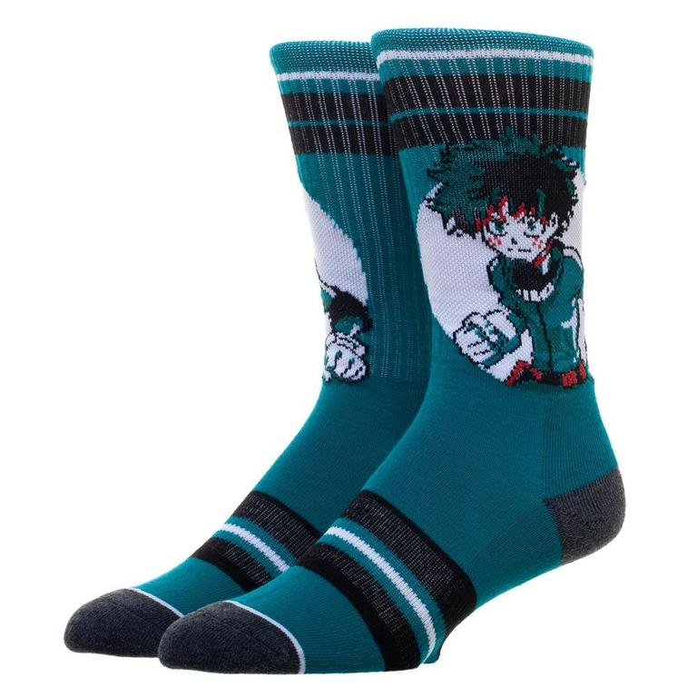 My Hero Academia Deku Socks