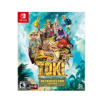 Toki Retrollector Edition - Only at GameStop