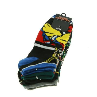 My Hero Academia Ankle Socks 4 Pair