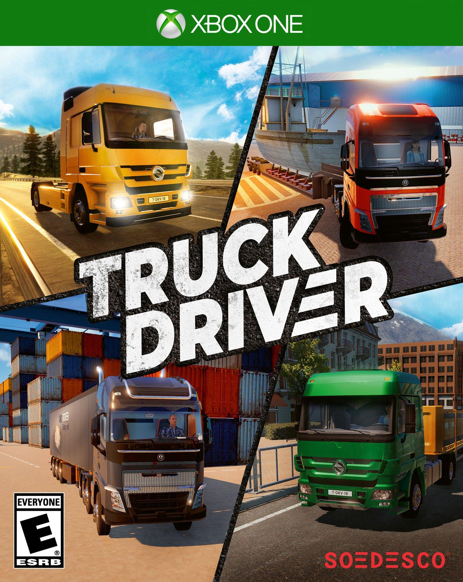 Truck Driver | Xbox One | GameStop