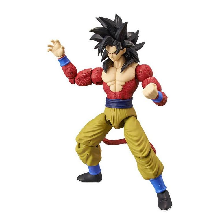 Dragon Ball Super Dragon Stars Super Saiyan 4 Goku Figure