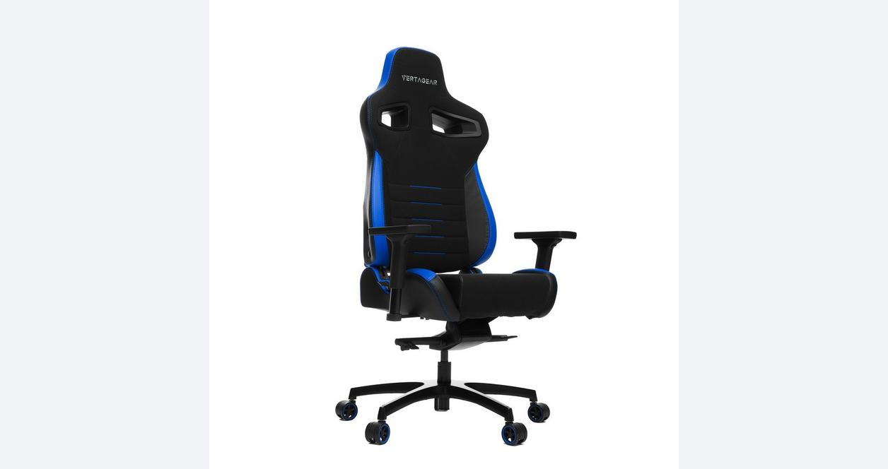 Vertagear Racing Series P-Line PL4500 Gaming Chair - Black/Blue Edition