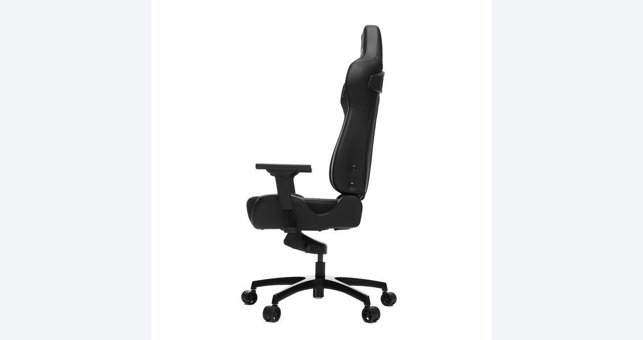 P-Line PL4500 Carbon Black Racing Series Gaming Chair
