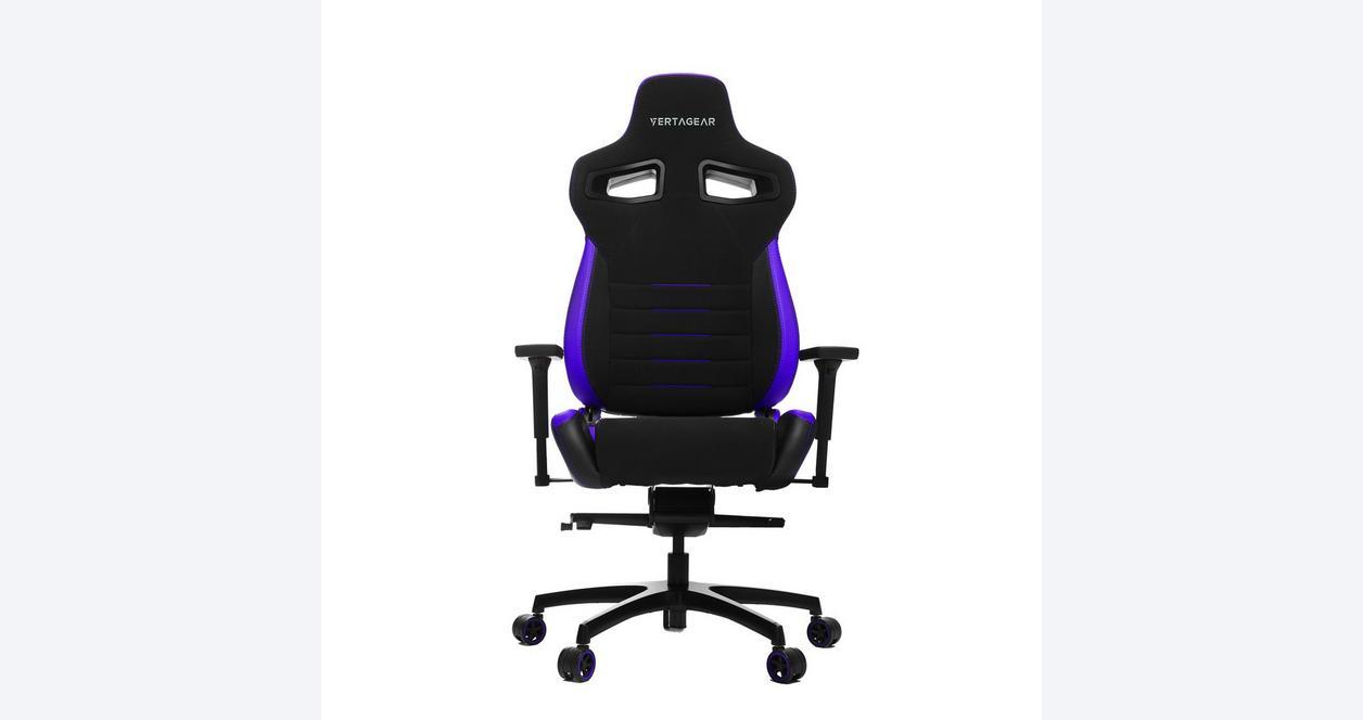 Vertagear Racing Series P-Line PL4500 Gaming Chair - Black/Purple Edition