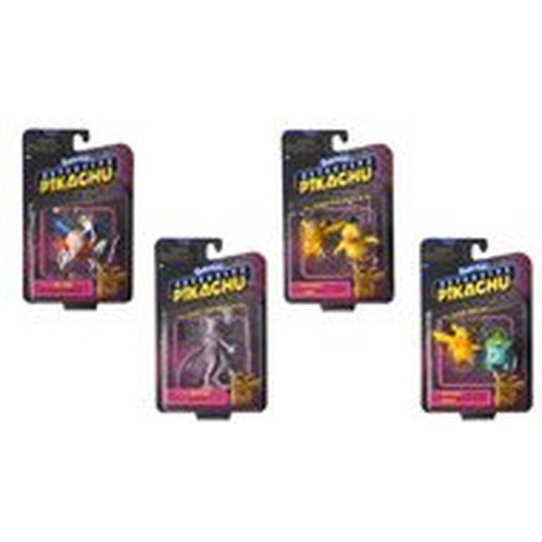 Pokemon Detective Pikachu Figure Pack (Assortment)