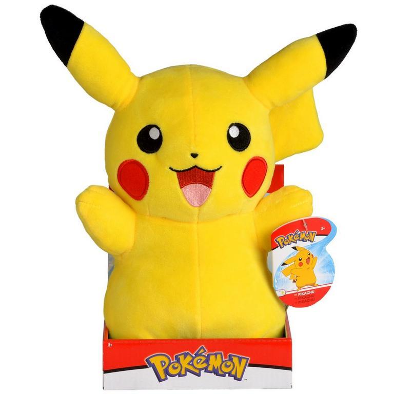 Pokemon Pikachu Plush 12 in