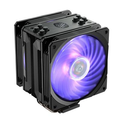 Cooler Master HYPER BLACKOUT - HYPER 212 RGB BLACK EDITION