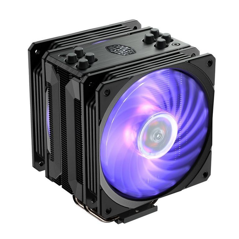 Cooler Master HYPER BLACKOUT - HYPER 212 RGB BLACK EDITION