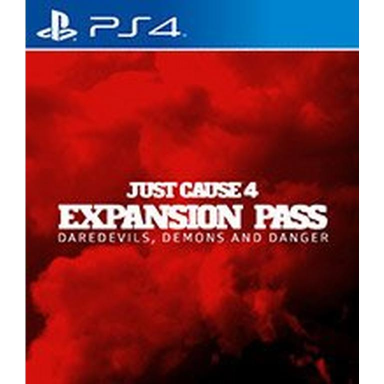 Just Cause 4 Season Pass