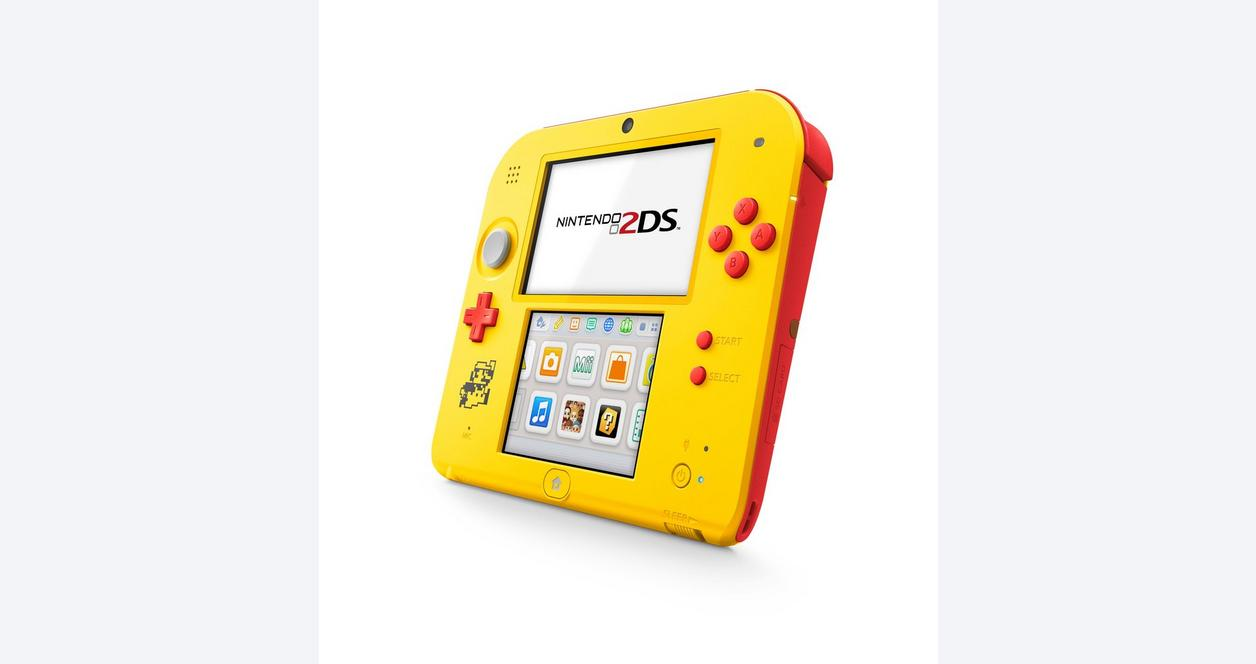 Nintendo 2DS Super Mario Maker Bundle