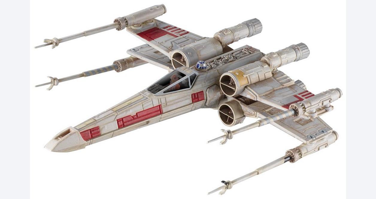 Star Wars X-Wing Starfighter Die-Cast Model
