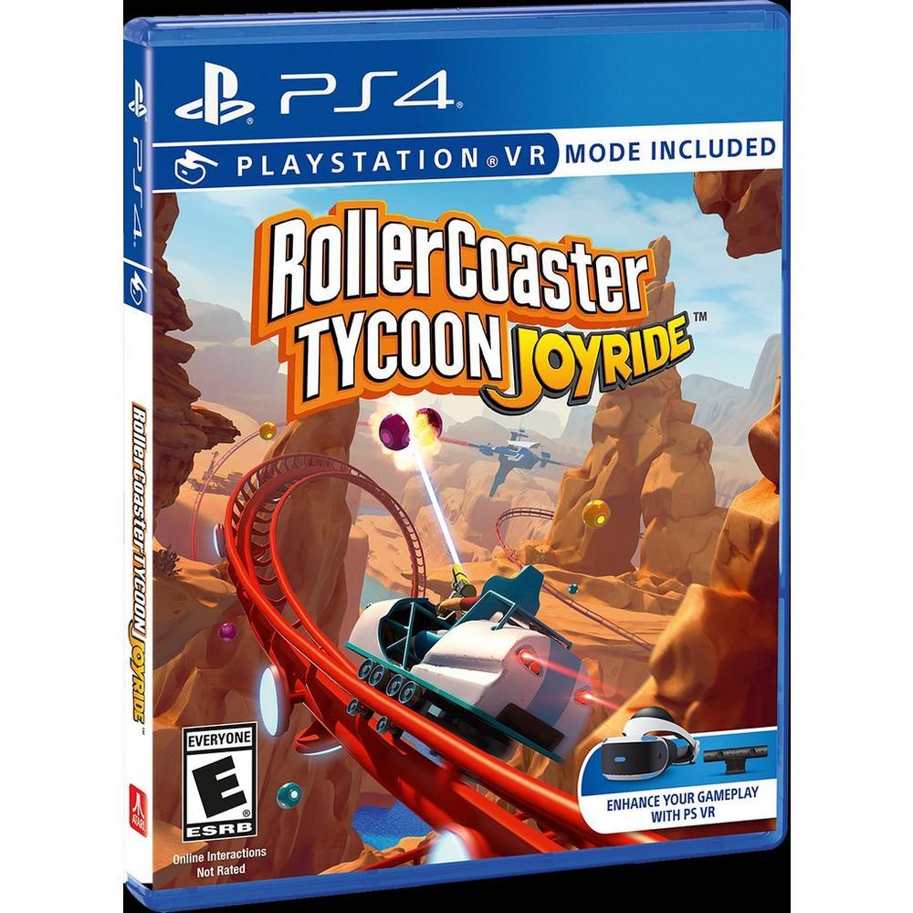 Roller Coaster Tycoon Joyride PSVR | PlayStation 4 | GameStop