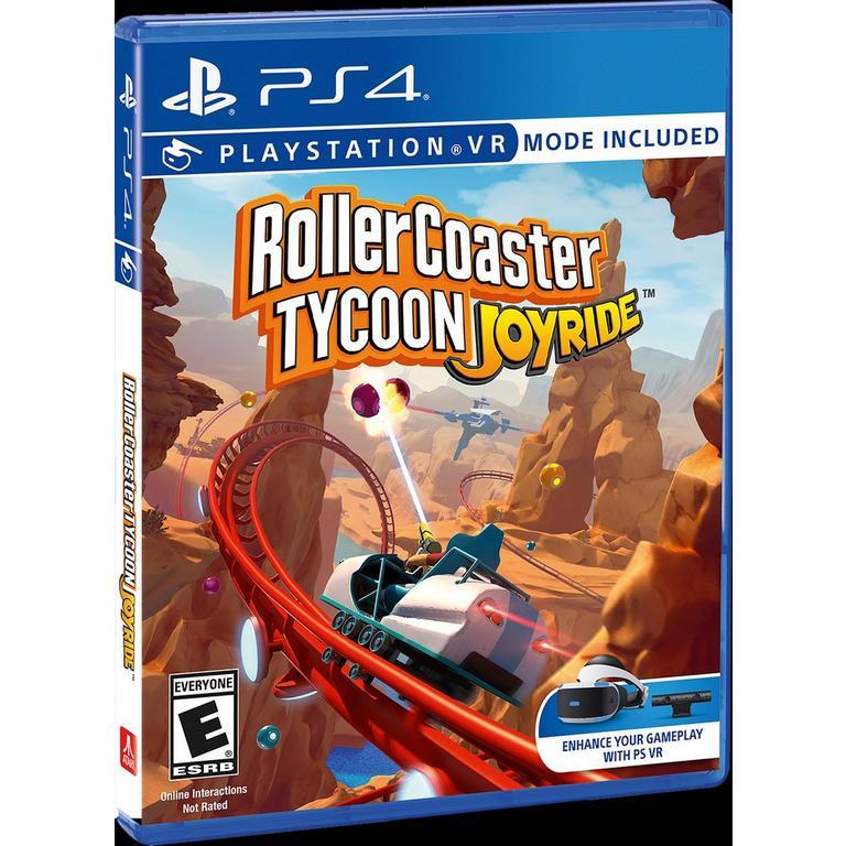 Roller Coaster Tycoon Joyride