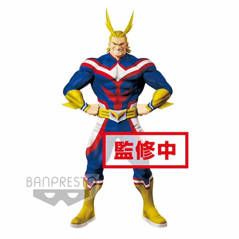 My Hero Academia All Might Age of Heroes Volume 1 Statue