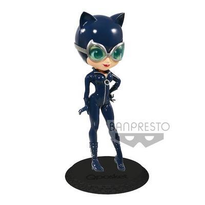 DC Comics Cat Woman Blue Version Q posket