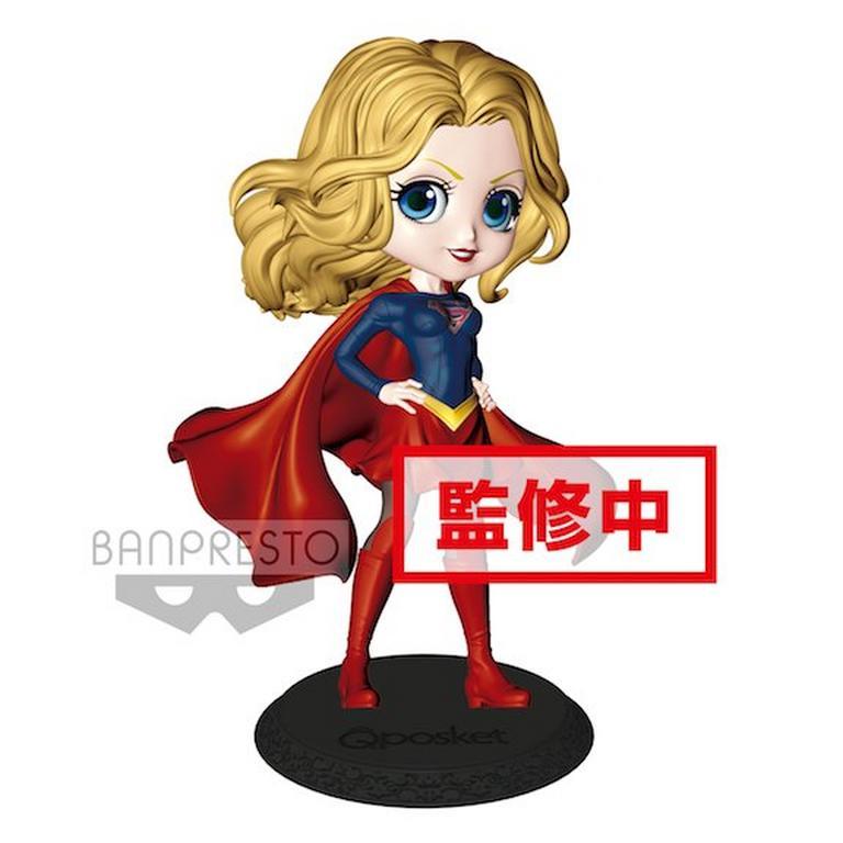 Supergirl Q posket