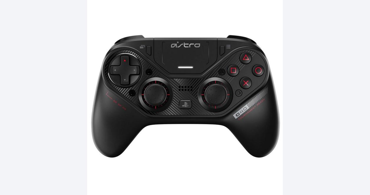C40 TR Wireless Gaming Controller for PlayStation 4