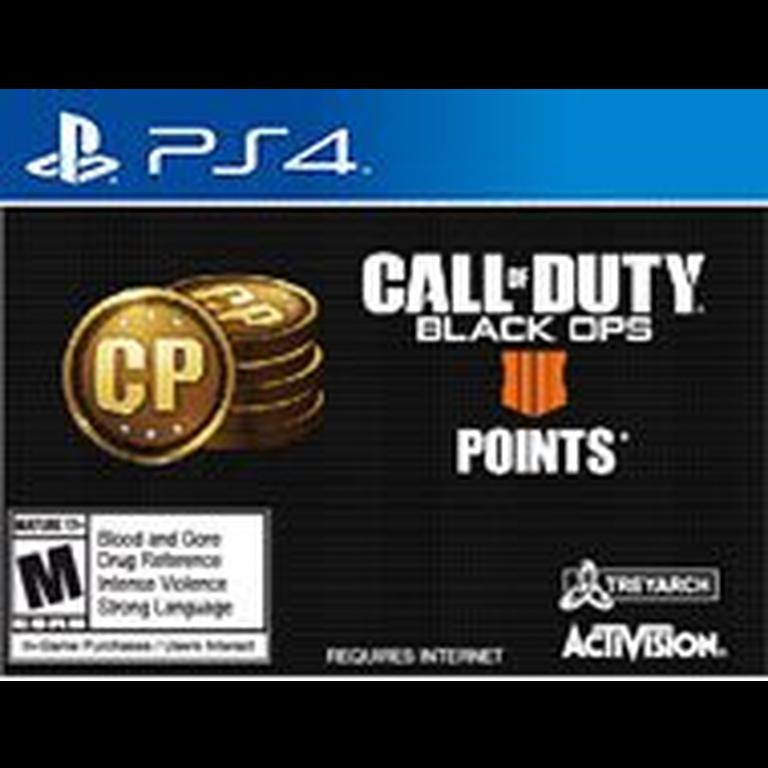 Call of Duty: Black Ops 4 500 Points