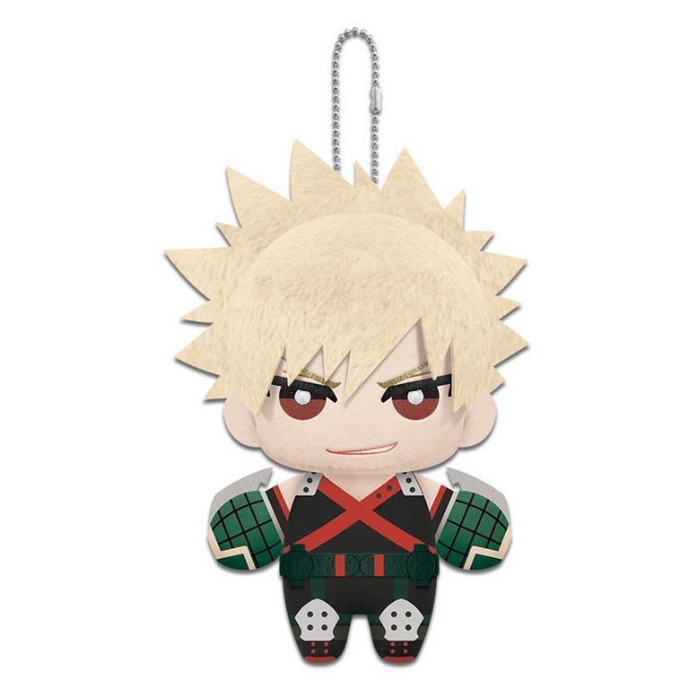 My Hero Academia Bakugo Plush Dangler