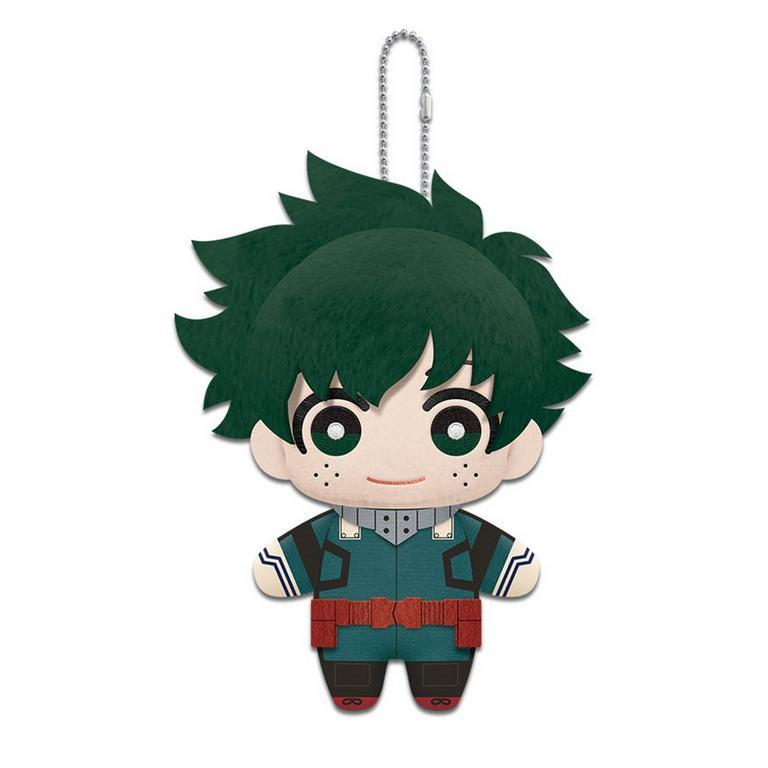 My Hero Academia Izuku Midoriya Plush Key Chain 6 in