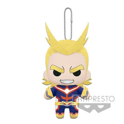 My Hero Academia 6 inch All Might Plush Dangler