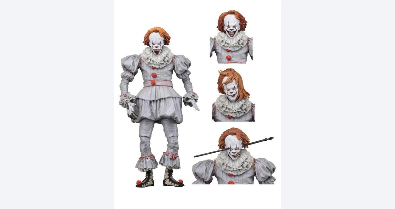 IT Ultimate Well House Pennywise Figure