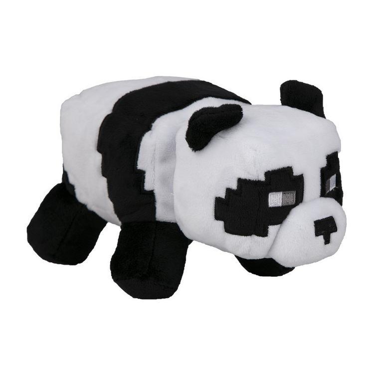 Minecraft Happy Explorer Panda Plush
