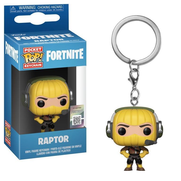 Pocket POP! Keychain: Fortnite Raptor