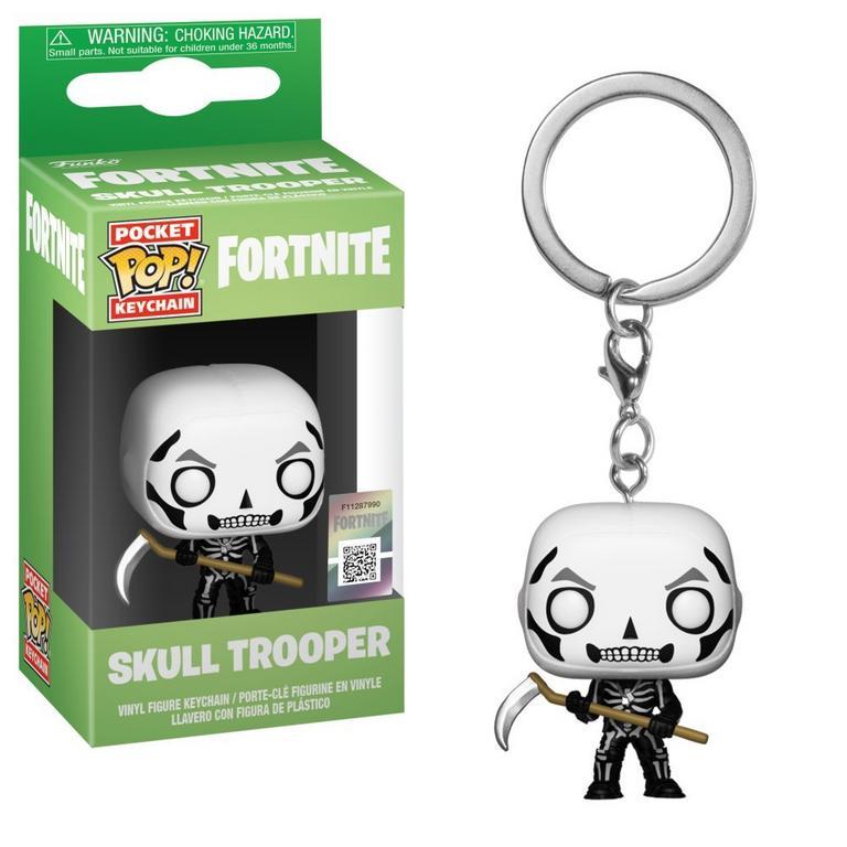 Pocket POP! Keychain: Fortnite Skull Trooper