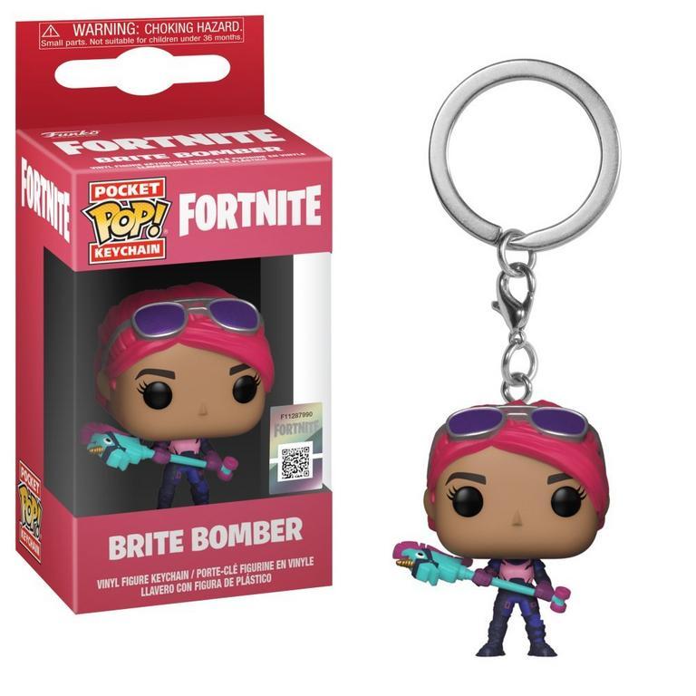 Pocket POP! Keychain: Fortnite Brite Bomber