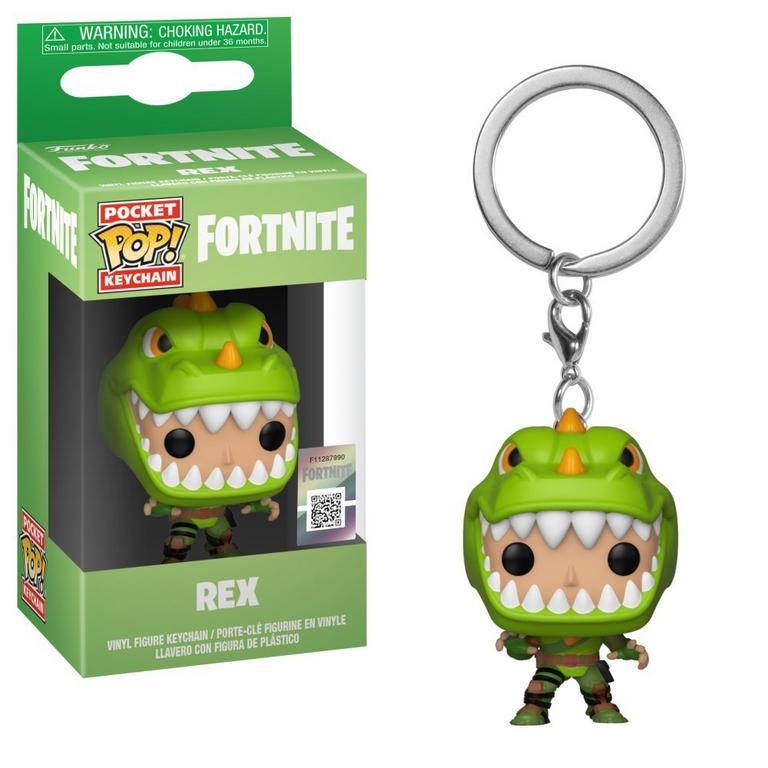 Pocket POP! Keychain: Fortnite Rex