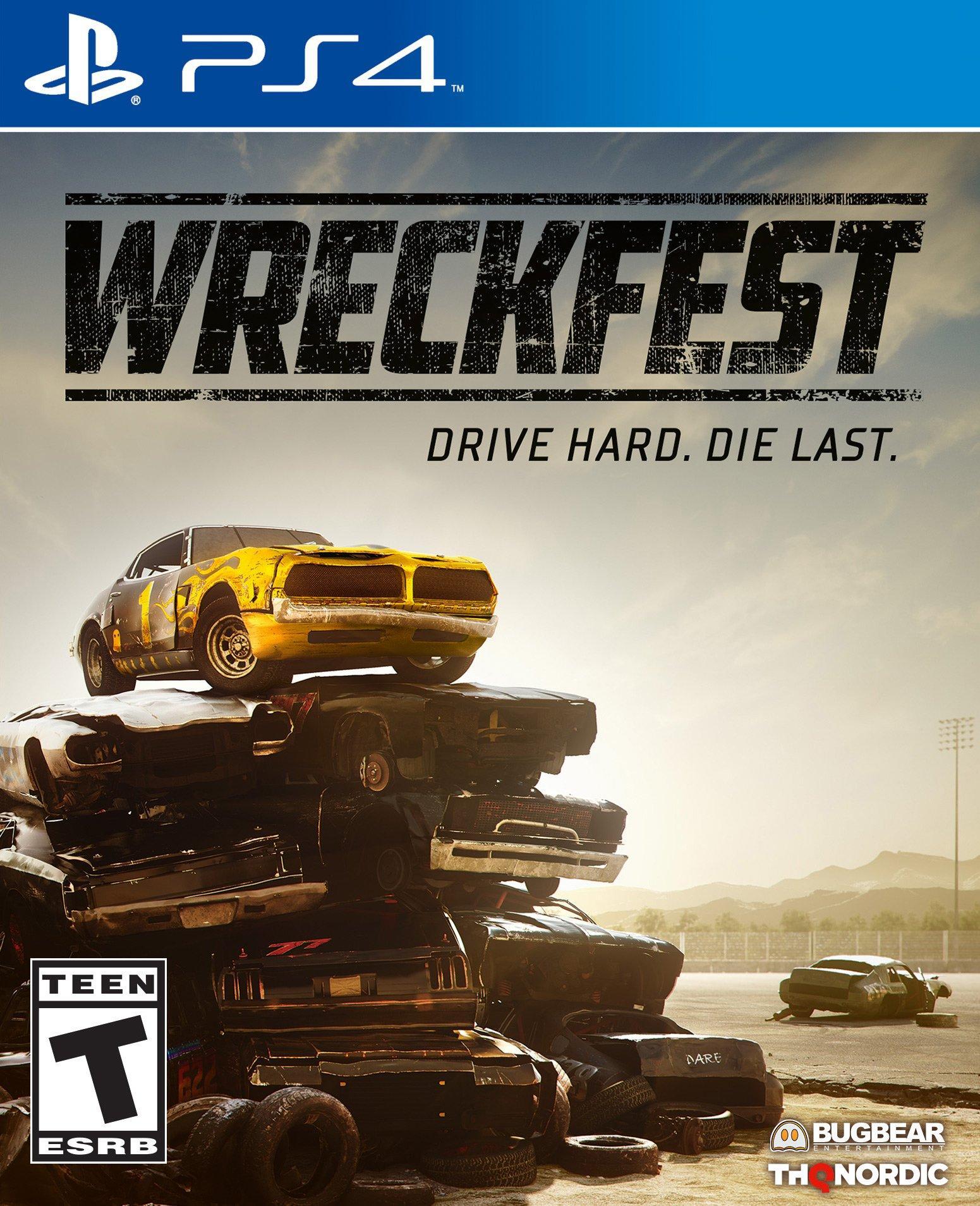 Wreckfest | PlayStation 4 | GameStop