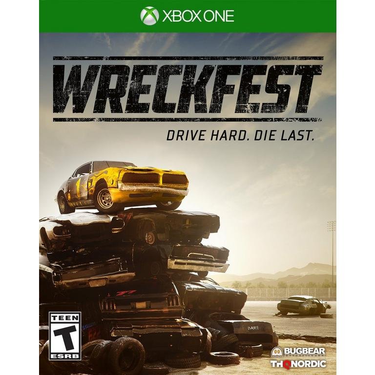 ANOTHER WRECKFEST Night 19/12/2019 Wreckfest?$pdp$