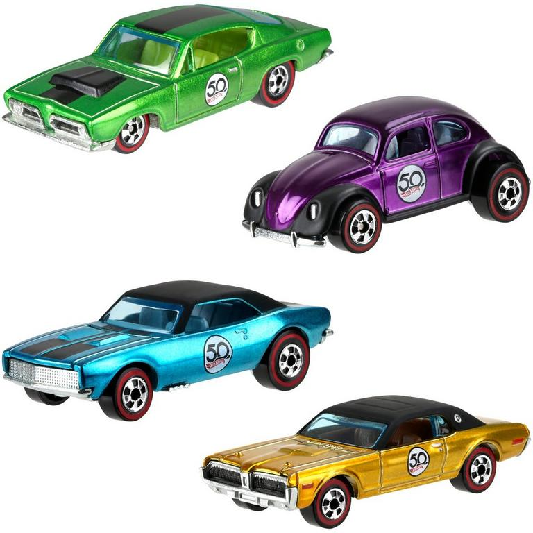 Hot Wheels 50th Anniversary Cars (Assortment)