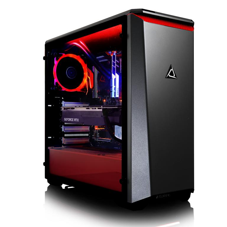 CLX SET RTH8916M with AMD Ryzen 7 2700X 3.7GHz, 32GB Memory, NVIDIA GeForce RTX 2080 Ti Graphics, Gaming Desktop