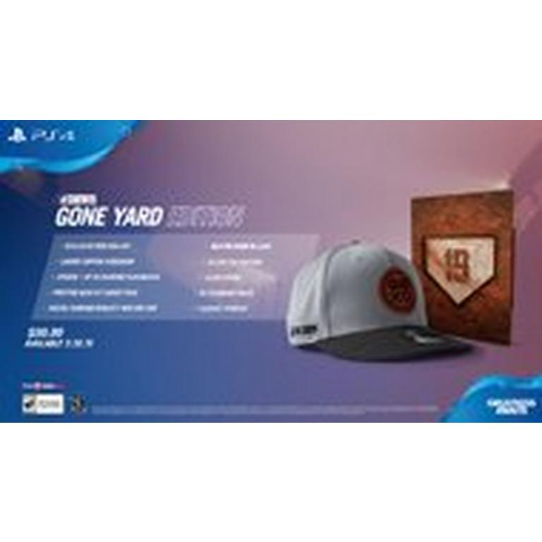 MLB The Show 19 Gone Yard Edition - Only at GameStop | PlayStation 4 |  GameStop