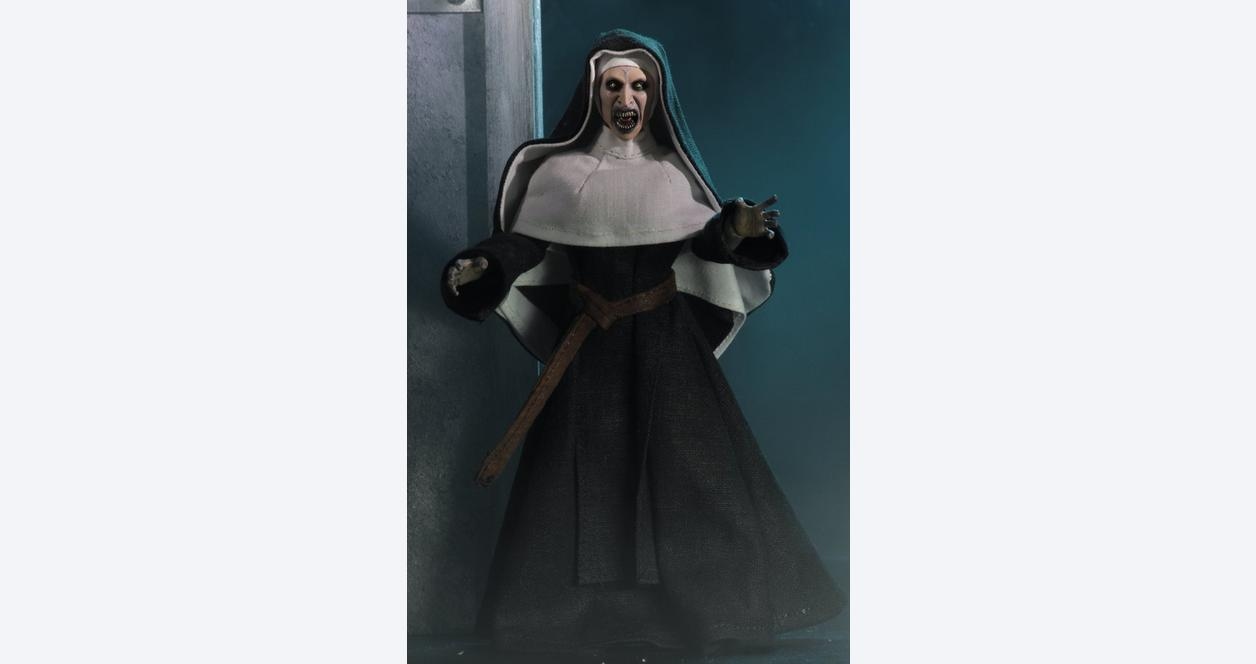 The Nun Clothed Action Figure