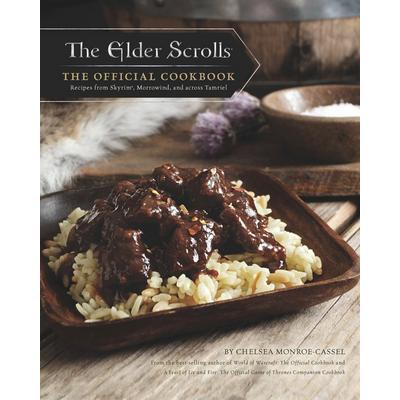 The Elder Scrolls: The Official Cookbook Only at GameStop