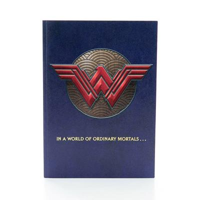 DC Wonder Woman Pop-Up Card