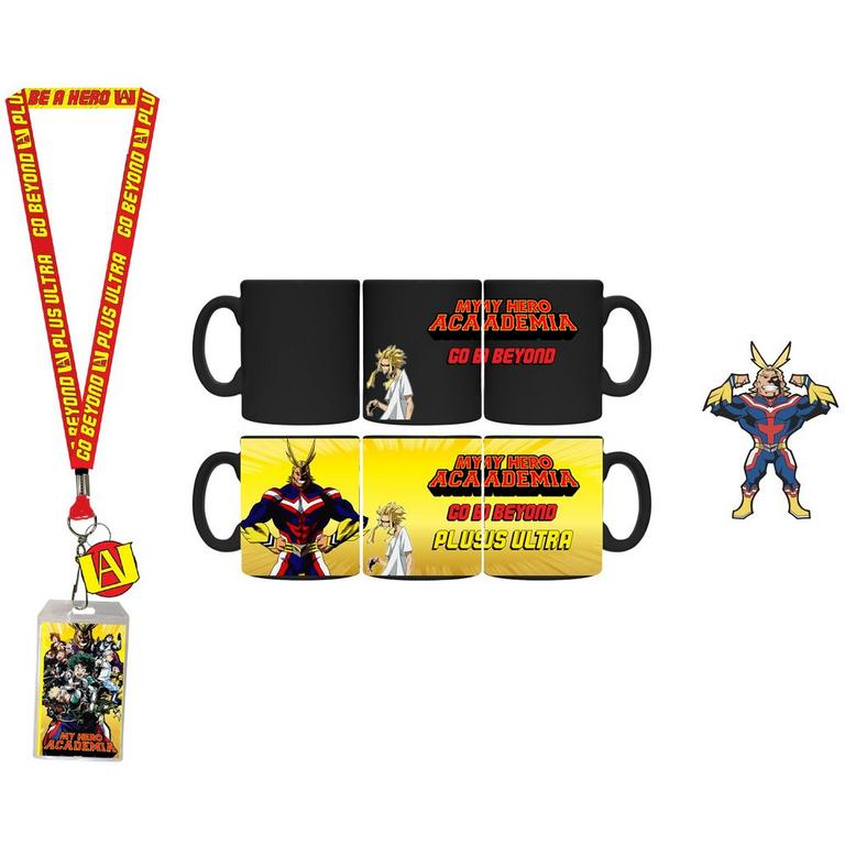 My Hero Academia All Might Git Set Only at GameStop