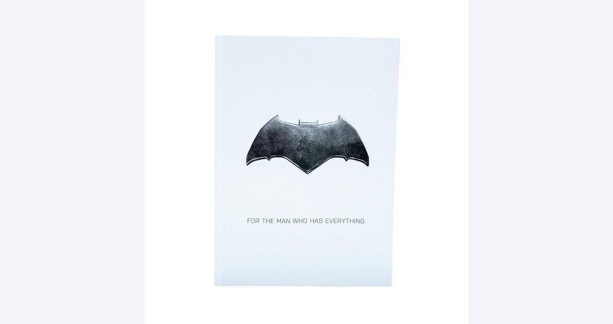 DC Batmobile Pop-Up Card