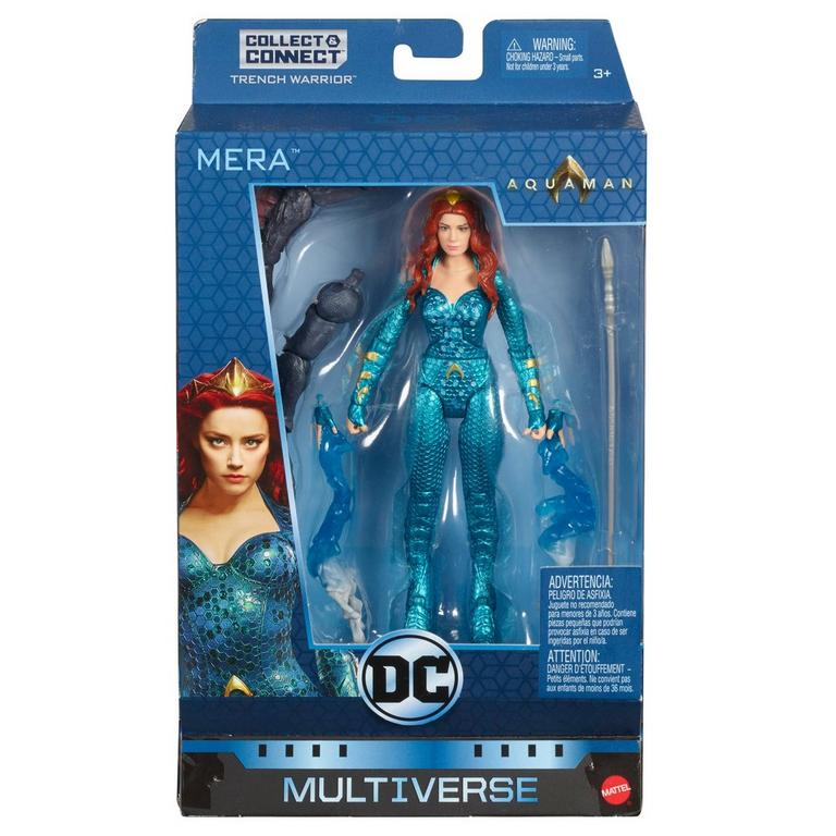 Aquaman Mera DC Multiverse Action Figure