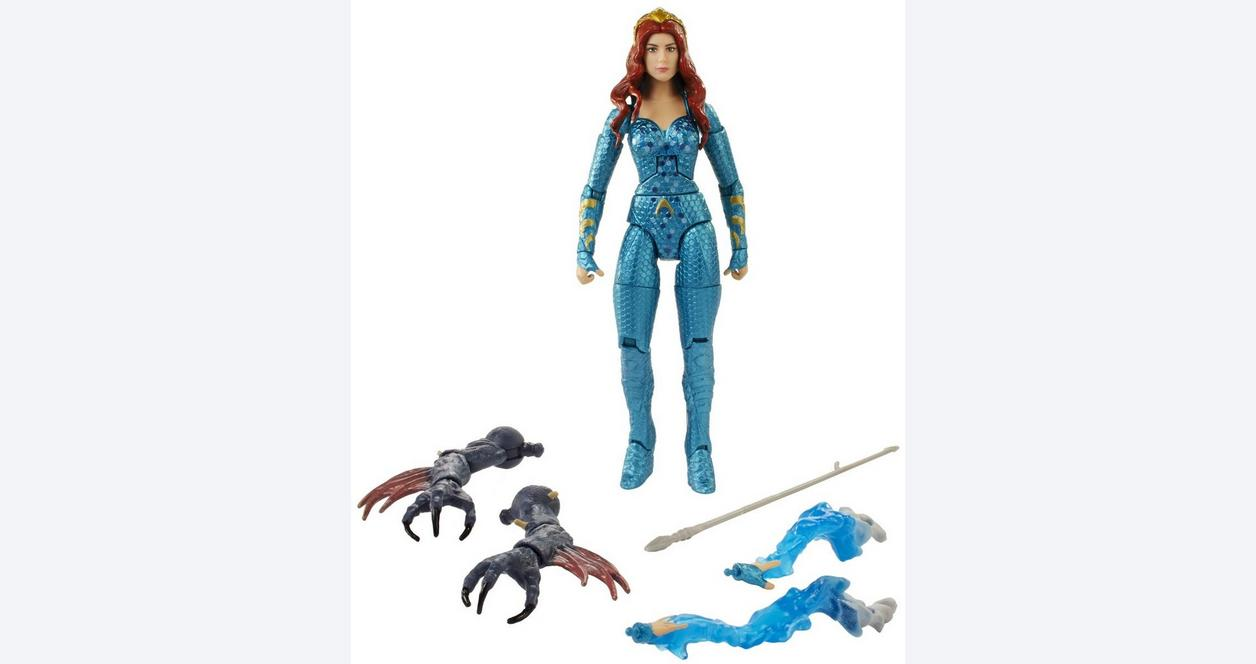 DC Multiverse Aquaman Mera Figure