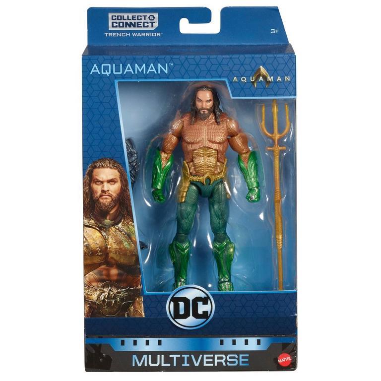 DC Multiverse Aquaman Figure