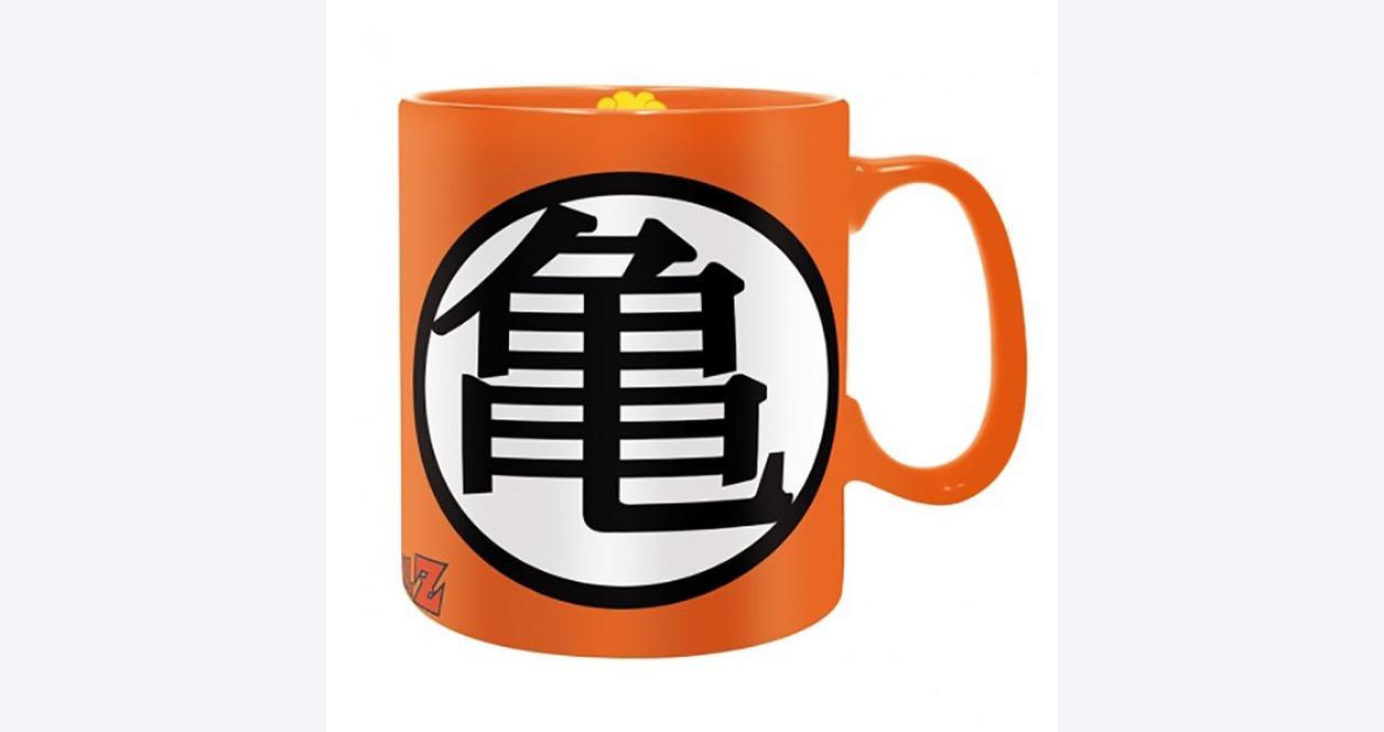 Dragon Ball Z Mug and Coaster Gift Set