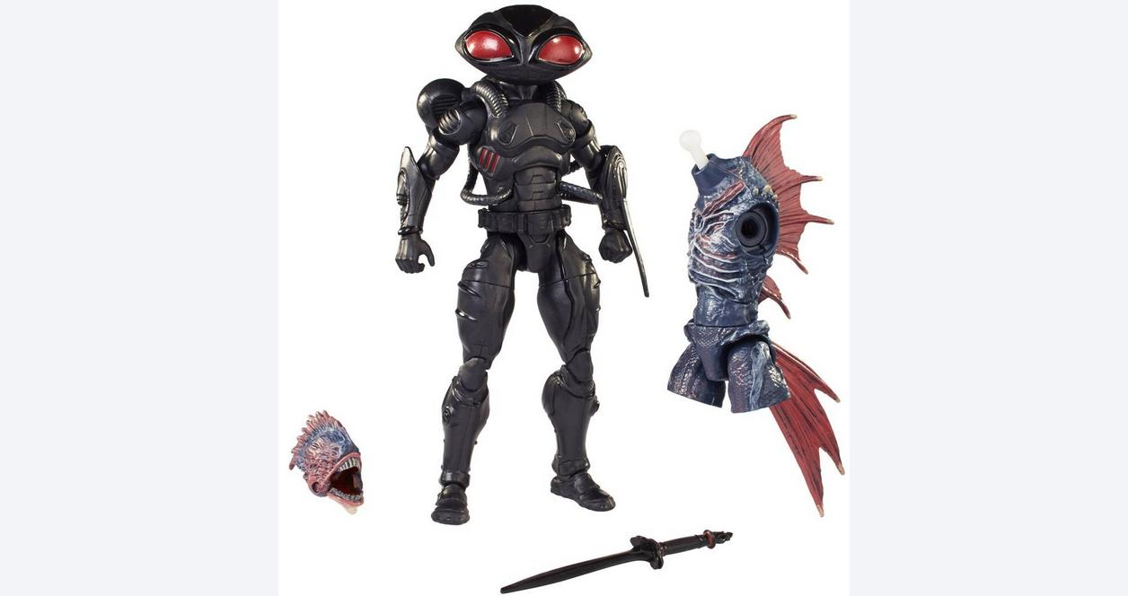 Aquaman Black Manta DC Multiverse Action Figure