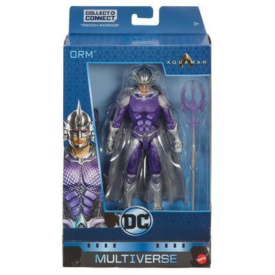 DC Multiverse Aquaman Orm Figure