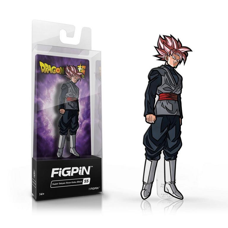 Dragon Ball Super - Super Saiyan Rose Goku Black FiGPiN