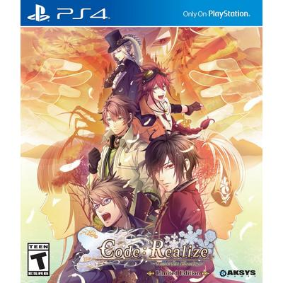 Code Realize Wintertide Miracles Limited Edition
