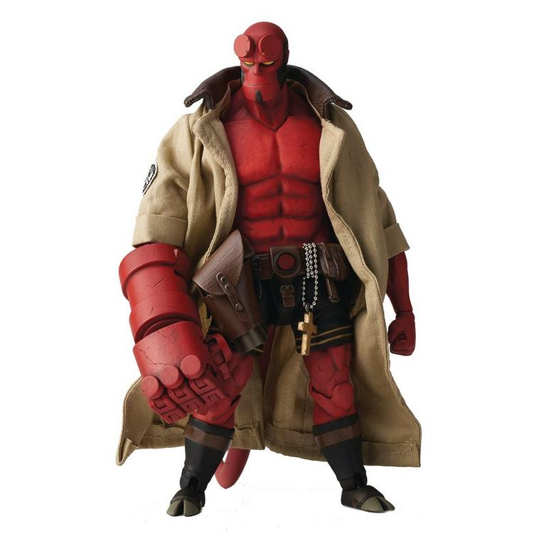 Hellboy Standard Version 1/12 Scale Action Figure